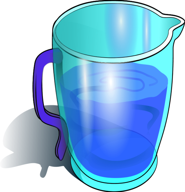Water jug pictures clipart graphic black and white download Free Water Pitcher Cliparts, Download Free Clip Art, Free ... graphic black and white download