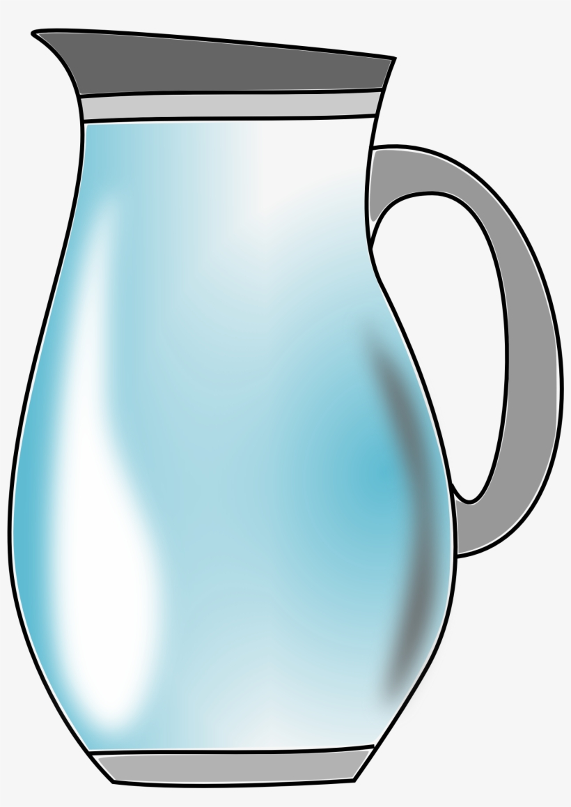 Water jug pictures clipart clip art freeuse stock Pitcher Of Water Clipart Transparent PNG - 1762x2400 - Free ... clip art freeuse stock