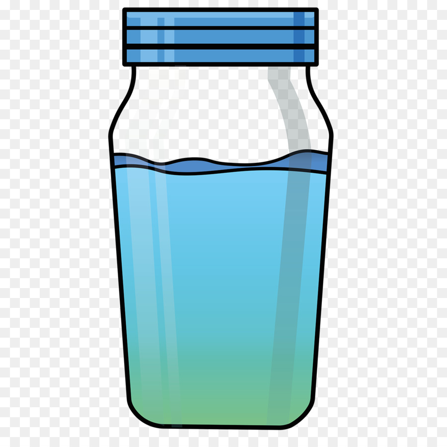 Water juice clipart jpg transparent stock Water Bottle Drawing png download - 1400*1400 - Free ... jpg transparent stock