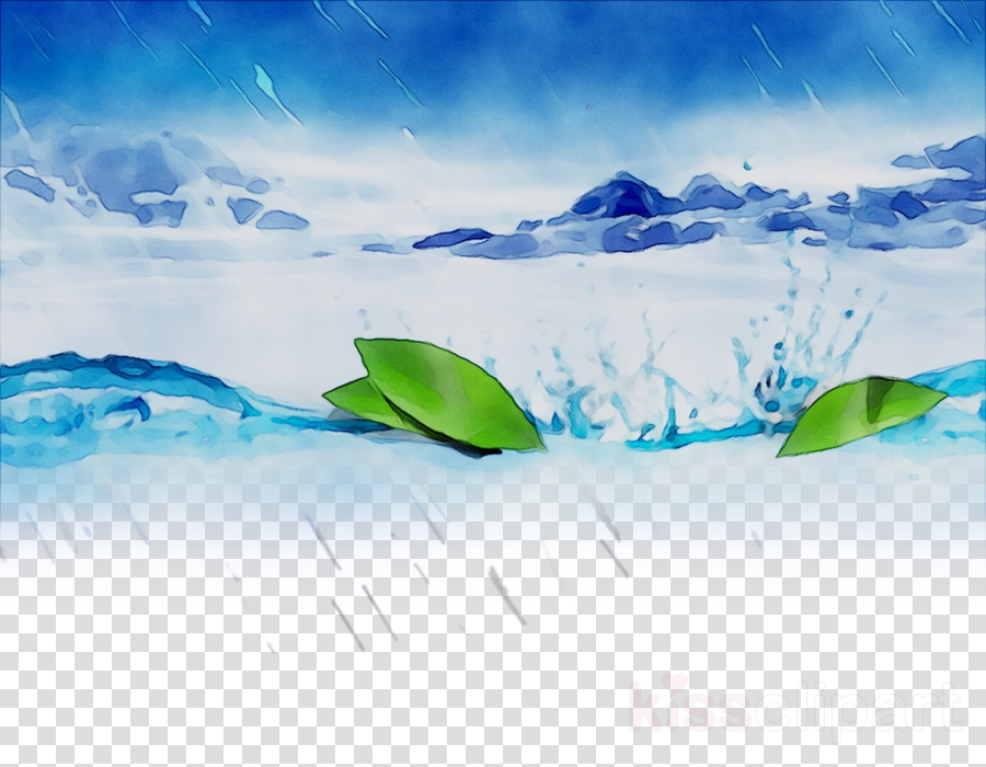 Water landscape clipart svg black and white library Snow Background clipart - Sky, Water, Landscape, transparent ... svg black and white library