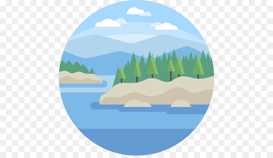 Water landscape clipart jpg royalty free download Nature Background clipart - Landscape, Water, Sky ... jpg royalty free download