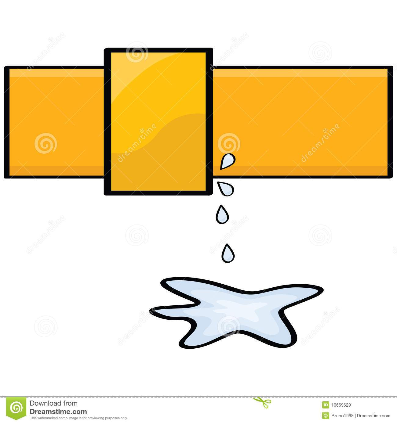 Water leak clipart banner royalty free Water leak clipart 9 » Clipart Portal banner royalty free