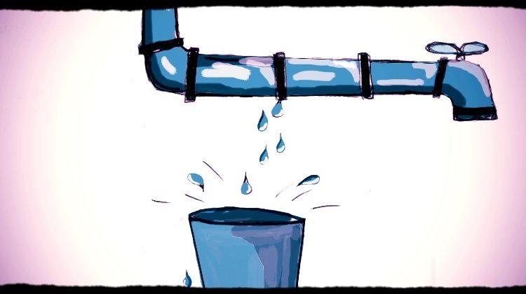 Water leak clipart jpg free download How to Detect a Water Leak – Emergency Restoration Los ... jpg free download