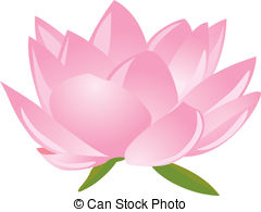 Water lily vector free download png download Water lily graphic - ClipartFest png download