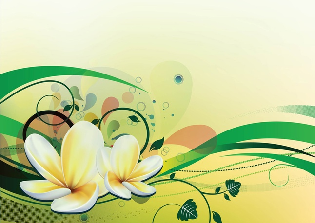Water lily vector free download clip royalty free library Water Lily Vector Vector | Free Download clip royalty free library
