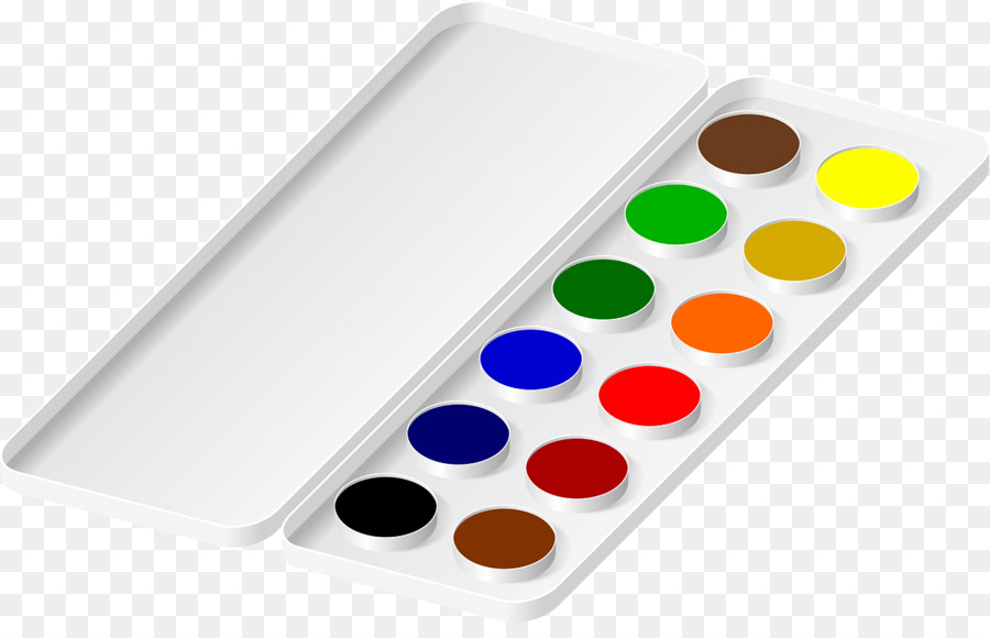 Water painting clipart image royalty free stock Paint Brush Cartoon png download - 1280*805 - Free ... image royalty free stock