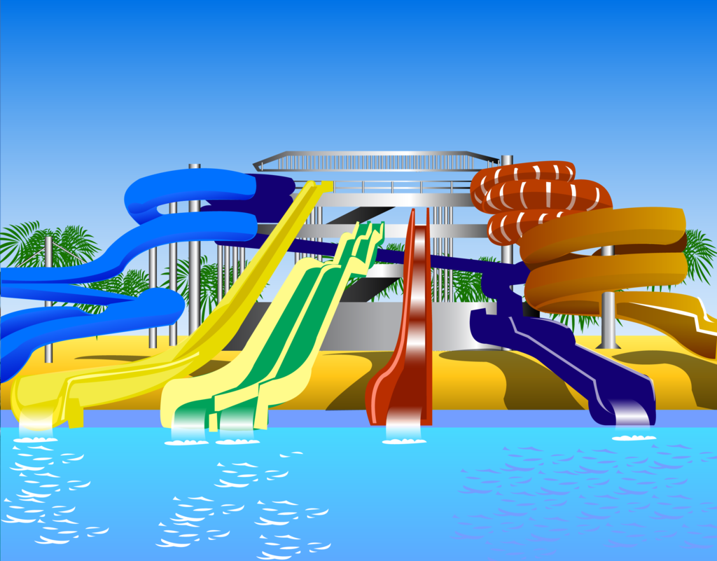 Water park clipart images vector library Free Water Park Cliparts, Download Free Clip Art, Free Clip ... vector library