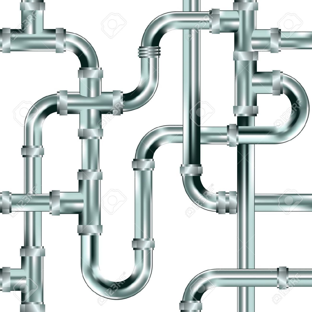 Water pipe pieces clipart jpg stock Plumbing Background Stock Photos Images, Royalty Free ... jpg stock