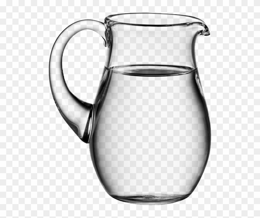 Water pitcher clipart transparent