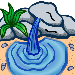 Water source clipart graphic Spring Water Clipart #386361 - Clipartimage.com graphic