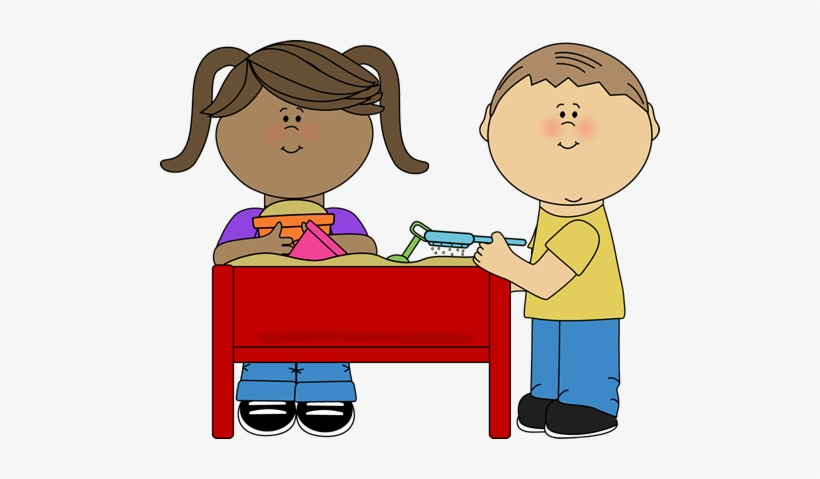 Water table clipart