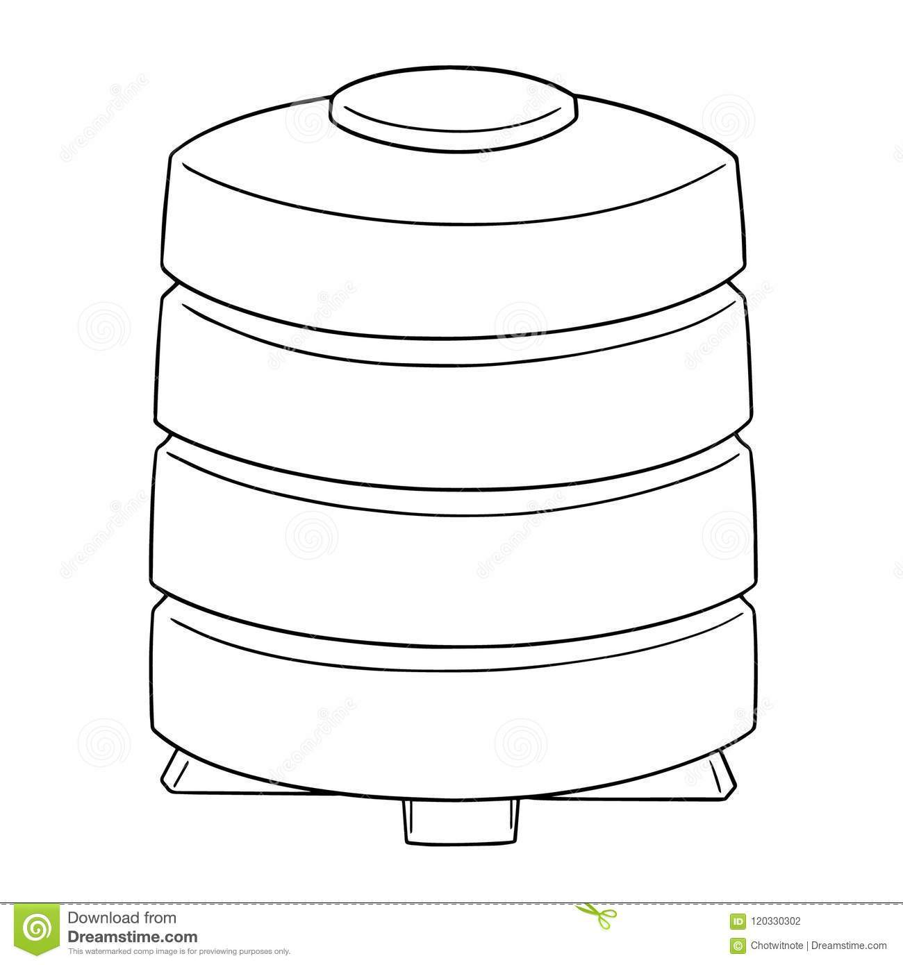 Water tank clipart images png download Water tank clipart black and white 3 » Clipart Portal png download