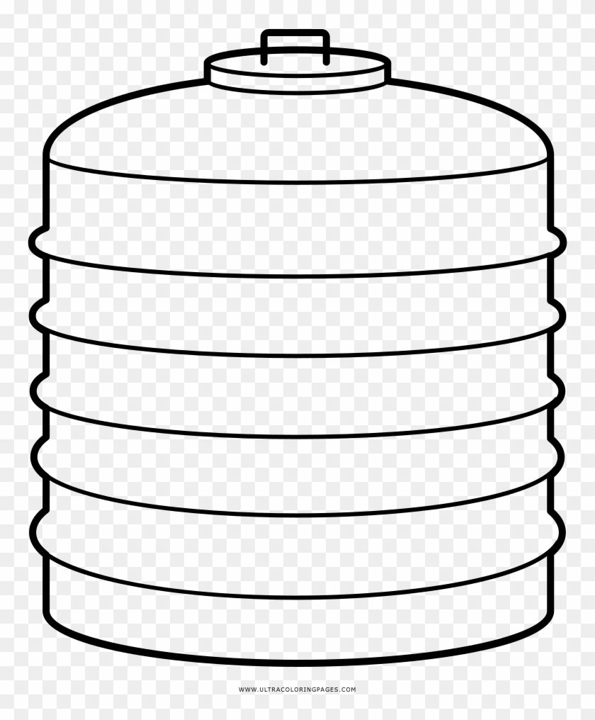 Water tank clipart images png transparent download Image Royalty Free Water Tank - Transparent Water Tank ... png transparent download
