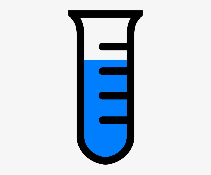 Water test clipart clip freeuse library Water Clip Art At Clker Com Vector - Test Tube Clipart Blue ... clip freeuse library