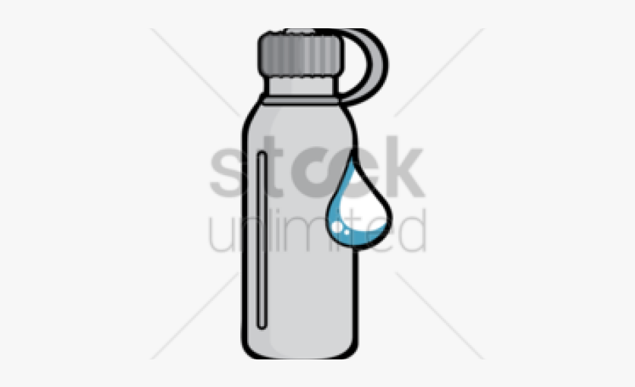 Water water bottle clipart svg stock Water Bottle Clipart Water Gallon - Gray Water Bottle ... svg stock