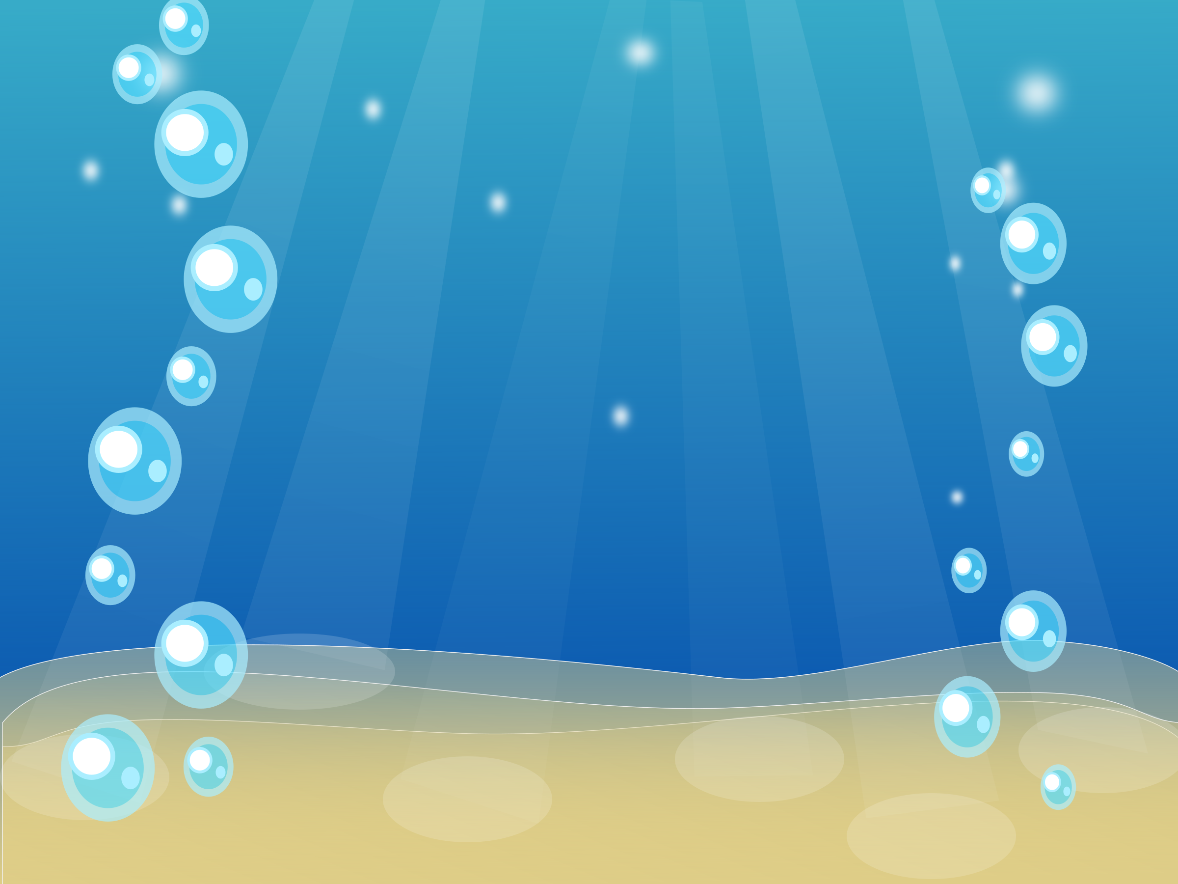 Water with bubbles clipart png black and white library Bubbles in the water vector clipart image - Free stock photo ... png black and white library
