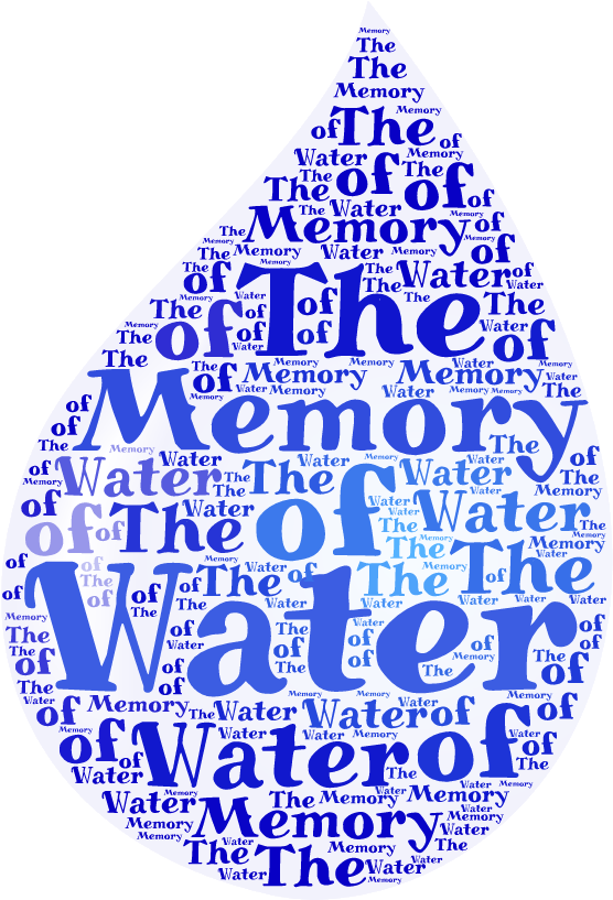 Water word clipart svg freeuse stock The Memory Of Water By Shelagh Stephenson, With Reading ... svg freeuse stock