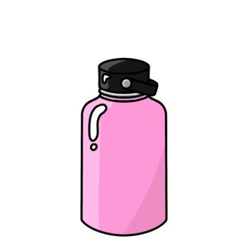 Filled water glass clipart b&w clip art free download Water Bottle Clip Art Pack - 8 piece set - multicolored/BW (The ClipArt Hub) clip art free download