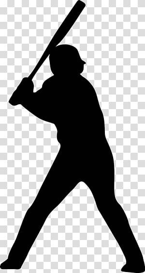 Watercolor baseball player clipart black and white library Baseball bat Cartoon , Baseball cartoon villain creative ... black and white library