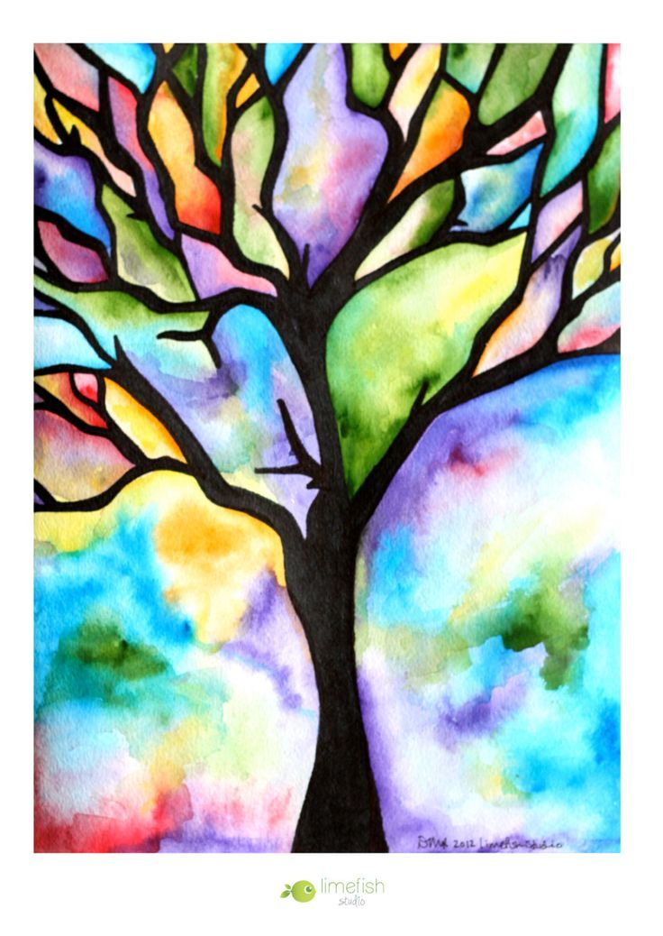 Watercolor bren tree clipart svg free download pictures of simple canvas paintings - Avast Yahoo Image ... svg free download