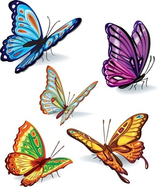 Watercolor butterfly free clipart png library stock Watercolor butterfly free vector download (2,675 Free vector) for ... png library stock