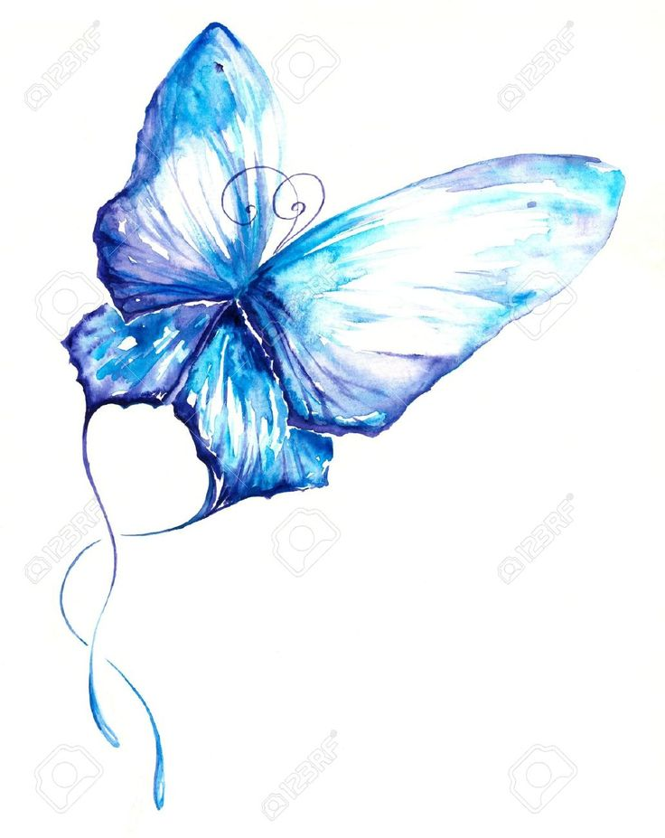 Watercolor butterfly free clipart jpg black and white download 17 Best ideas about Butterfly Watercolor on Pinterest | Watercolor ... jpg black and white download