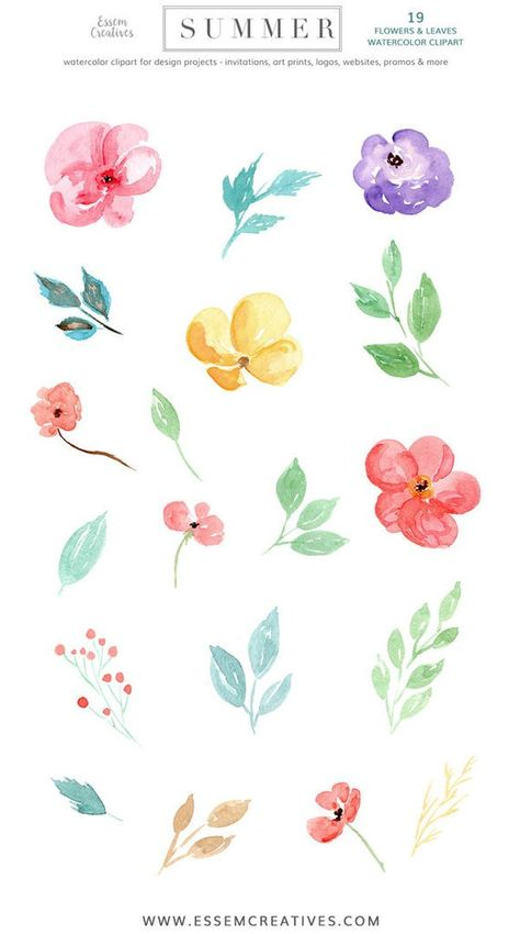 Watercolor clipart pinterest svg library Pinterest svg library