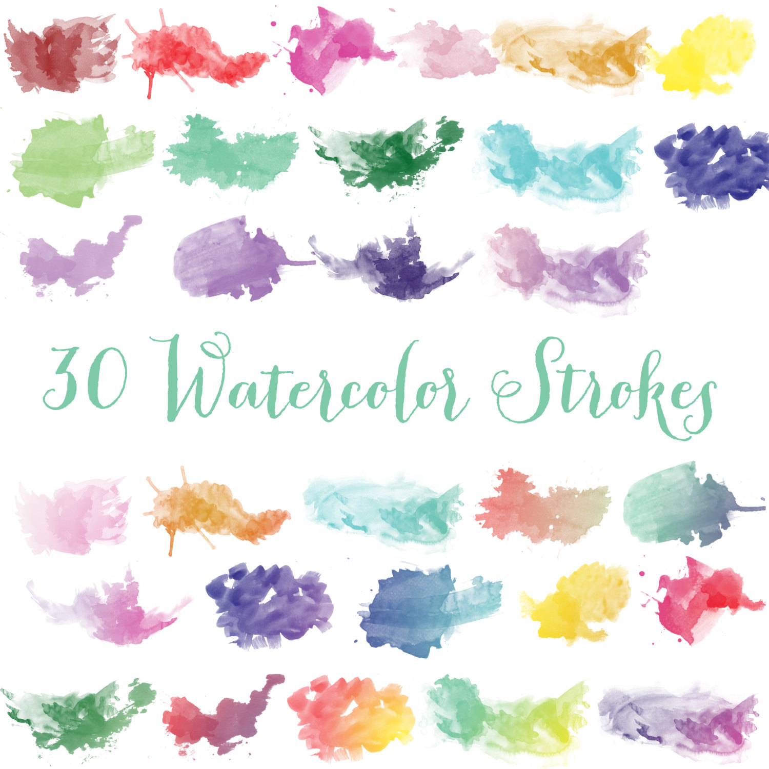 Watercolor clipart png vector black and white stock 1000+ images about gotta watercolor the world on Pinterest ... vector black and white stock