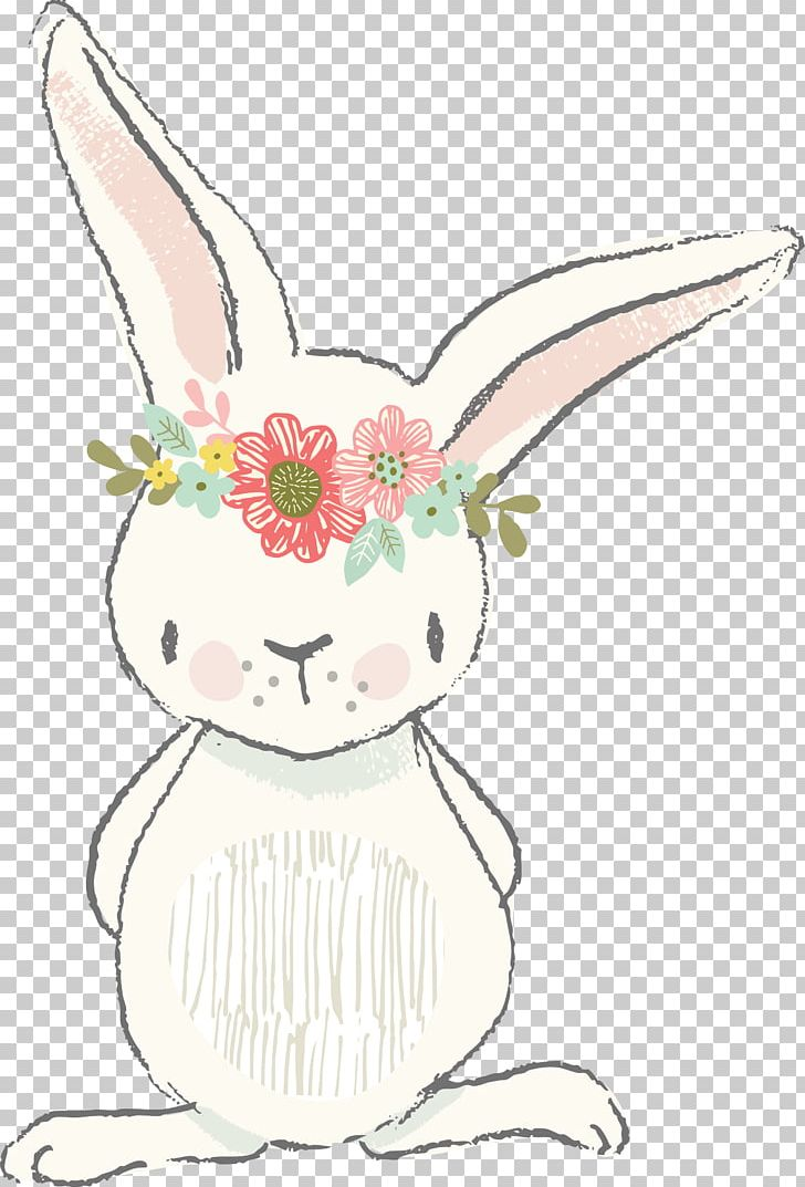 Watercolor easter free clipart svg transparent Easter Bunny Rabbit Watercolor Painting PNG, Clipart ... svg transparent