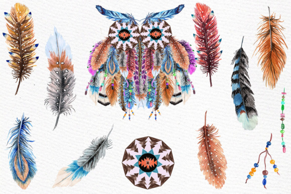Watercolor feathers clipart clipart library library Watercolor feathers clipart: clipart library library
