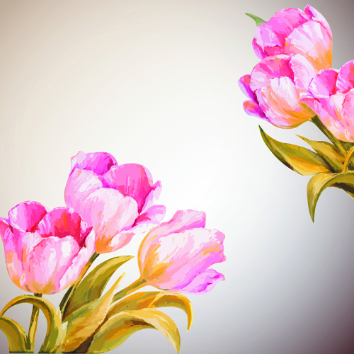 Watercolor flower clipart free image download Watercolor flower clipart free vector download (12,441 Free vector ... image download