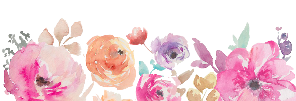 Watercolor flower clipart transparent background jpg transparent library Watercolor Flowers PNG HD - peoplepng.com jpg transparent library