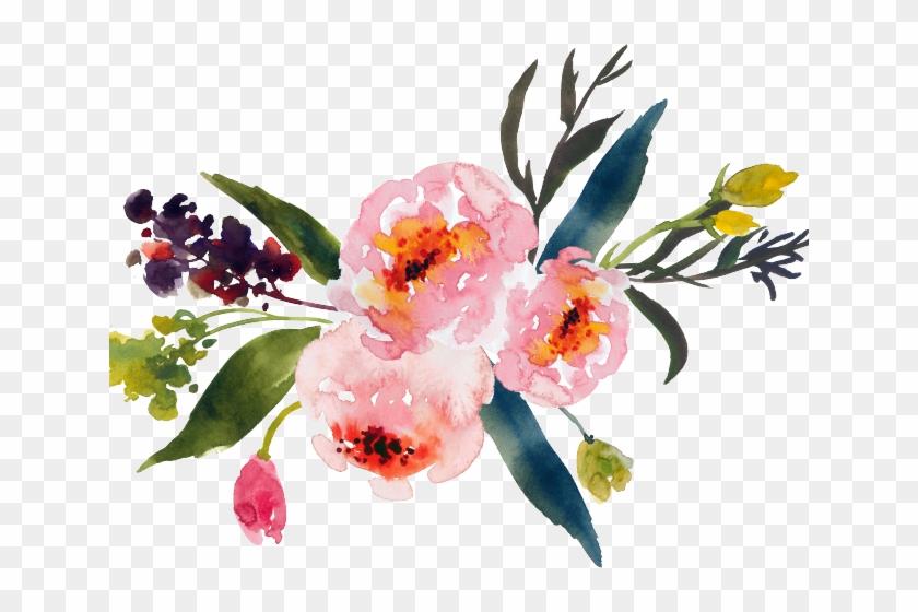 Watercolor flowers clipart transparent clipart free library Artistic Clipart Watercolor Paint - Transparent Background ... clipart free library