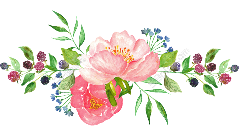 Watercolor flowers clipart transparent banner transparent download watercolor clipart transparent - Google Search   Watercolor ... banner transparent download