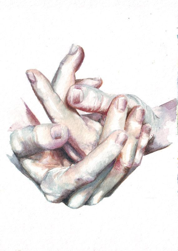 Watercolor hands clipart clipart royalty free stock Watercolor Hands at PaintingValley.com   Explore collection ... clipart royalty free stock