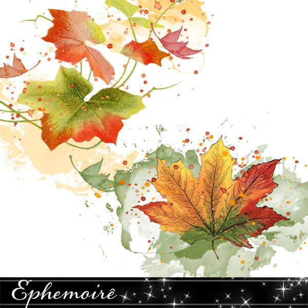 Watercolor leaves fall clipart clipart free download Autumn Watercolor at PaintingValley.com | Explore collection ... clipart free download
