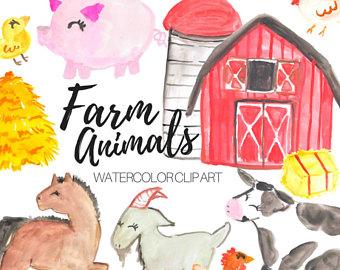 Watercolor old barn clipart jpg freeuse Barn clipart watercolor, Barn watercolor Transparent FREE ... jpg freeuse