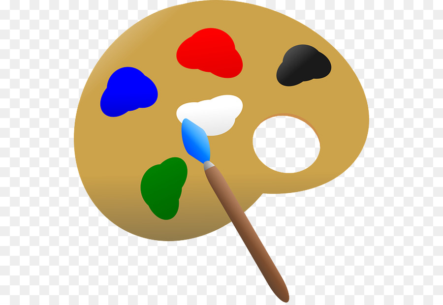 Watercolor palette clipart free graphic download Watercolor Cartoontransparent png image & clipart free download graphic download