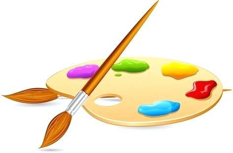 Watercolor palette clipart free jpg royalty free stock artist palette clipart – artsoznanie.com jpg royalty free stock