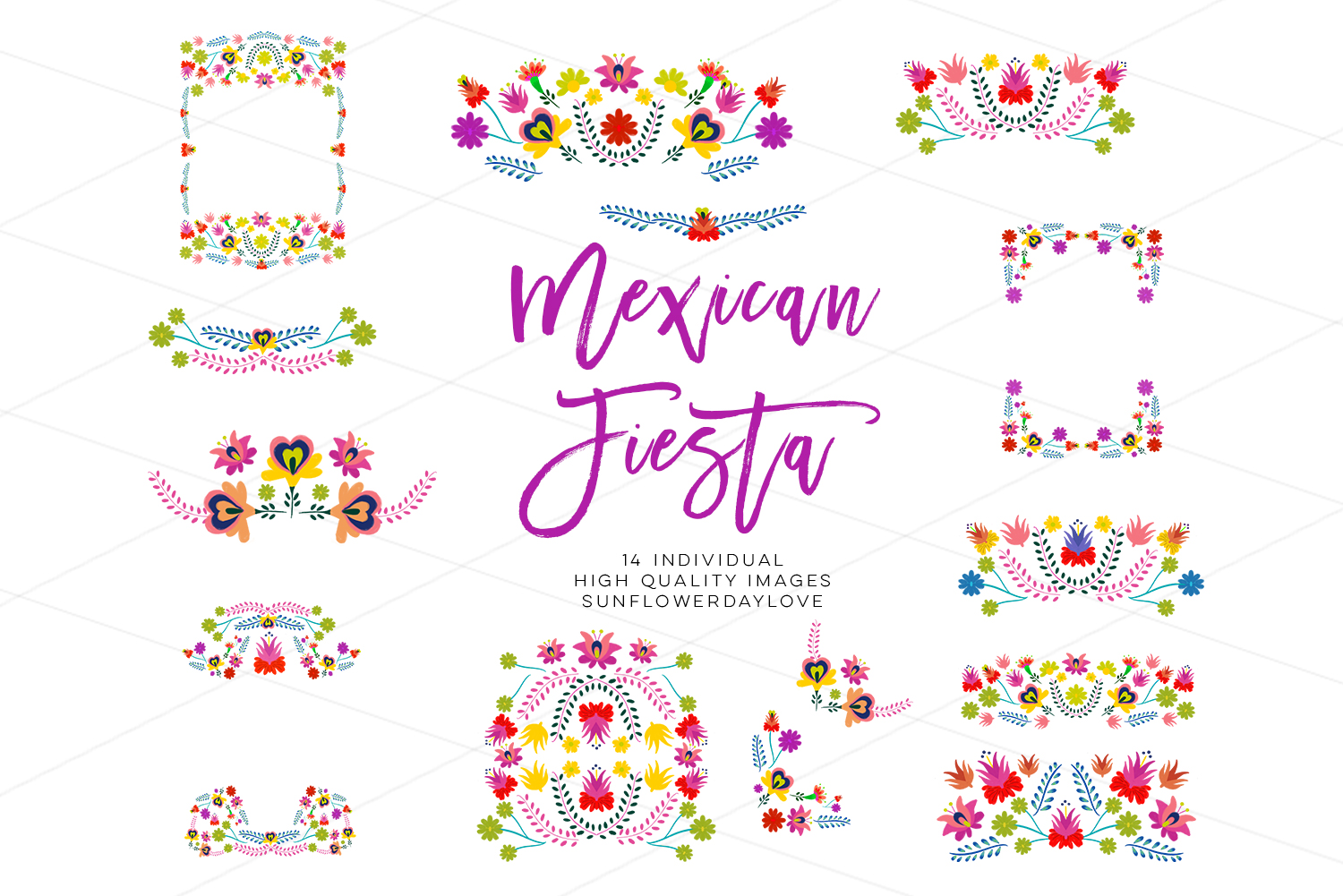 Watercolor party clipart picture free stock Fiesta clipart, Mexican Watercolor Floral clipart, PNG mexican party clip  art, mexican flowers watercolor floral clip art, cinco de mayo - Vsual picture free stock