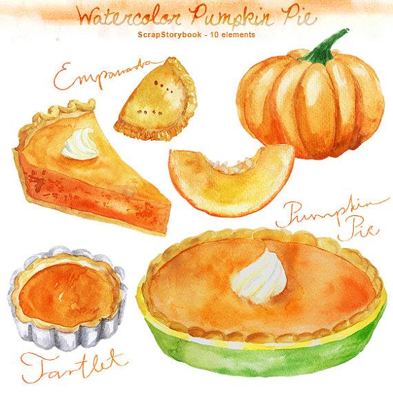 Watercolor pumpkin clipart png - ClipartFest clip art transparent stock