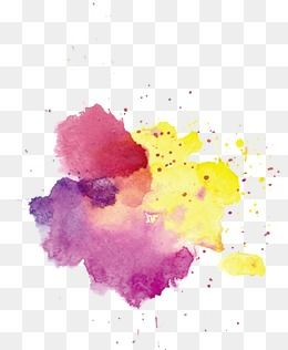Watercolor spalsh clipart free graphic royalty free Watercolor Effect, Watercolor Clipart, Color Ring, Drawing ... graphic royalty free