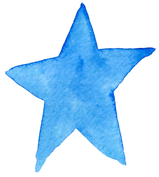 Watercolor star clipart freeuse library star watercolor ftestickers - Sticker by Sammi freeuse library