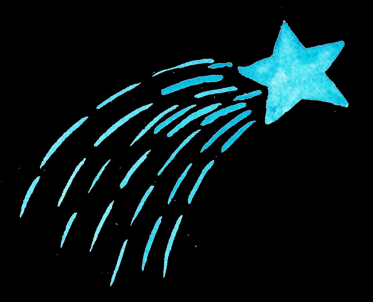 Watercolor star clipart clip art free stock star watercolor ftestickers - Sticker by Sammi clip art free stock