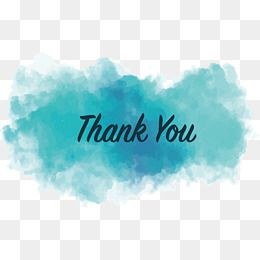 Watercolor thank you clipart picture royalty free library 2019 的 Green Brush Thank You, Vector Material, Thank You ... picture royalty free library