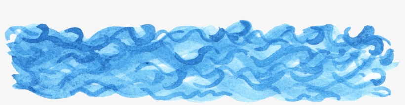 Watercolor wave clipart clip library Watercolor Wave Transparent - Ocean Waves Png Transparent ... clip library