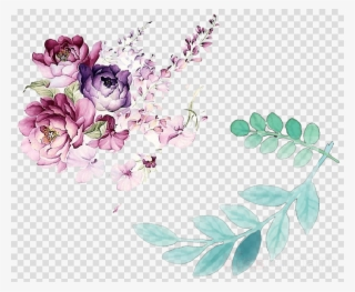 Watercolor yellow spring flowers png clipart vector graphic library download Watercolor Flowers PNG, Transparent Watercolor Flowers PNG ... graphic library download