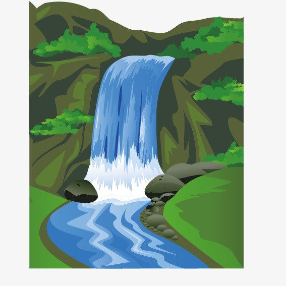 Waterfall clipart banner royalty free library Waterfall clipart png 1 » Clipart Portal banner royalty free library