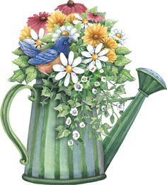 Watering can flowers clipart graphic library free watering can clipart images - Google Search | Projects ... graphic library