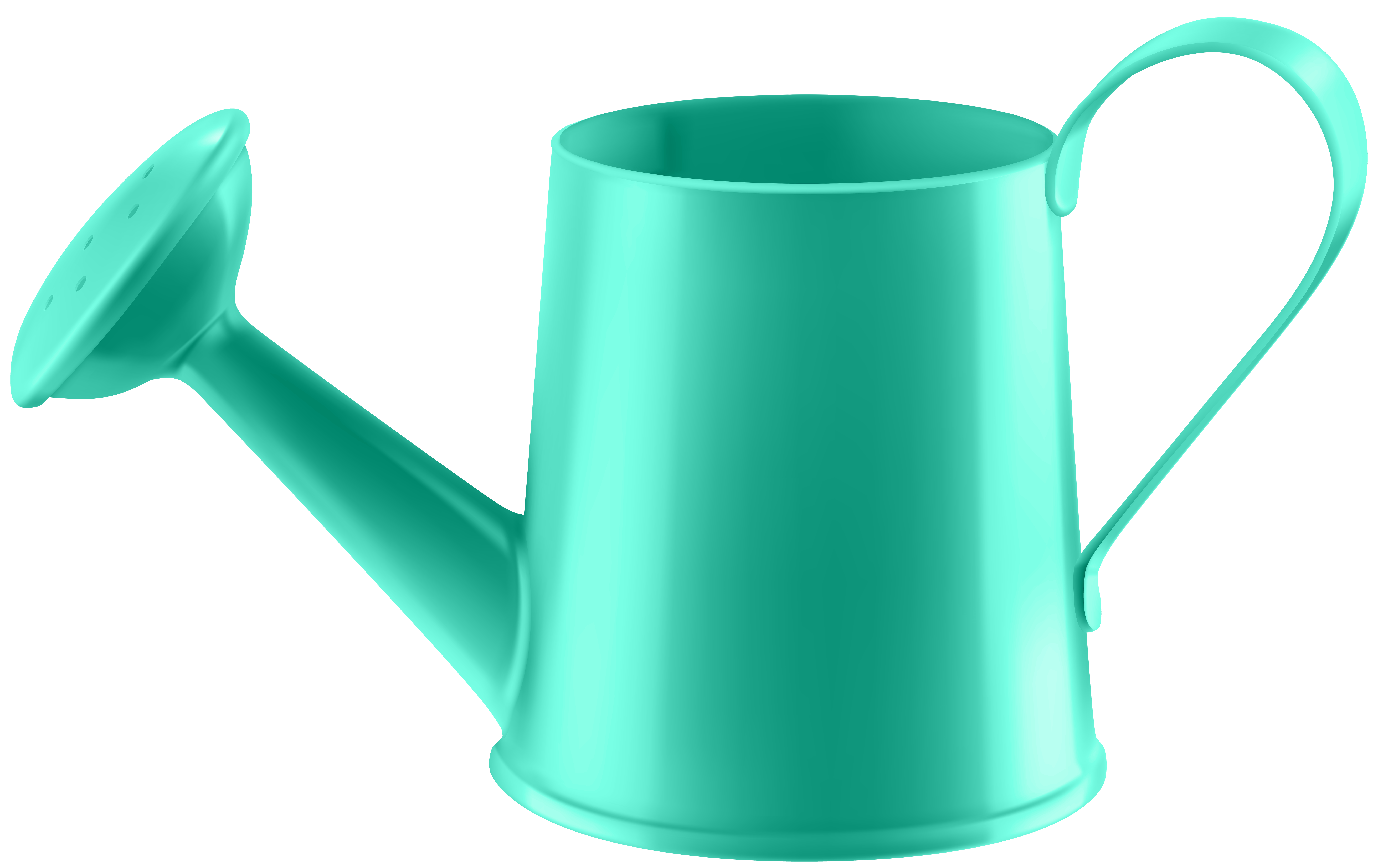 Watering can clipart transparen png transparent Water Can Transparent PNG Clip Art | Gallery Yopriceville ... png transparent